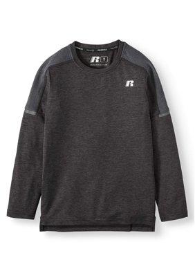 Russell Long Sleeve Core T-Shirt (Little Boys & Big Boys)