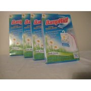 Damp Rid Hanging Moisture Absorber Fresh Scent Bag 14 Oz (4 pack), Qty is 4 pack, Damp Rid Hanging Moisture Absorber Fresh Scent Bag 14 oz. By DampRid From USA