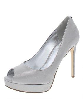 f7746ae420 Product Image MICHAEL Michael Kors Womens Erika Leather Platform Heels