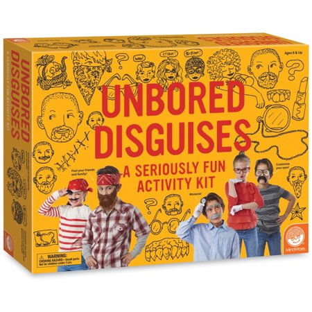 Mindware Games (Unbored Disguises)