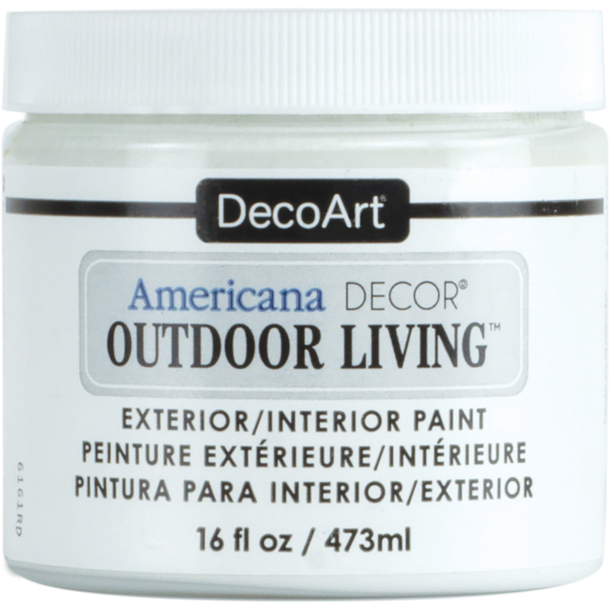 Americana Decor Outdoor Living Paint 16oz-Picket Fence