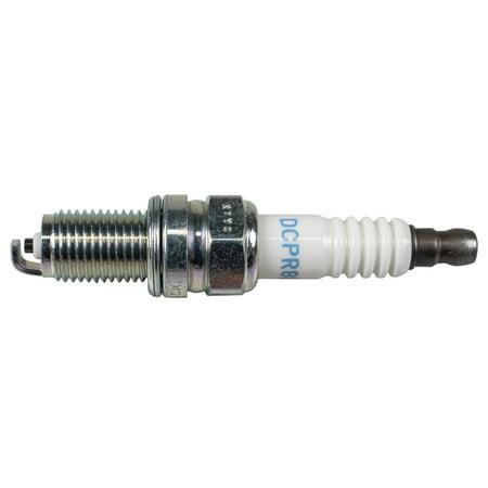 Polaris Genuine OEM Spark Plug DCPR8E for 2003-2011 Predator Outlaw 450 500 525 (2000 Polaris 500 Xc Sp Spark Plugs)