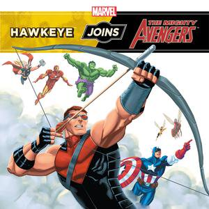 Hawkeye Joins the Mighty Avengers - eBook (Hawkeye From Avengers)