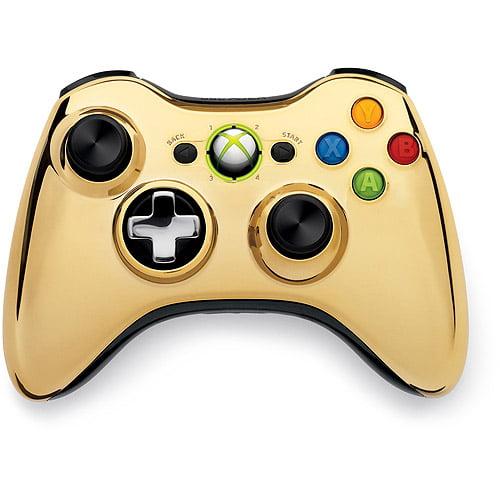 Microsoft Xbox 360 Special Edition Chrome Series