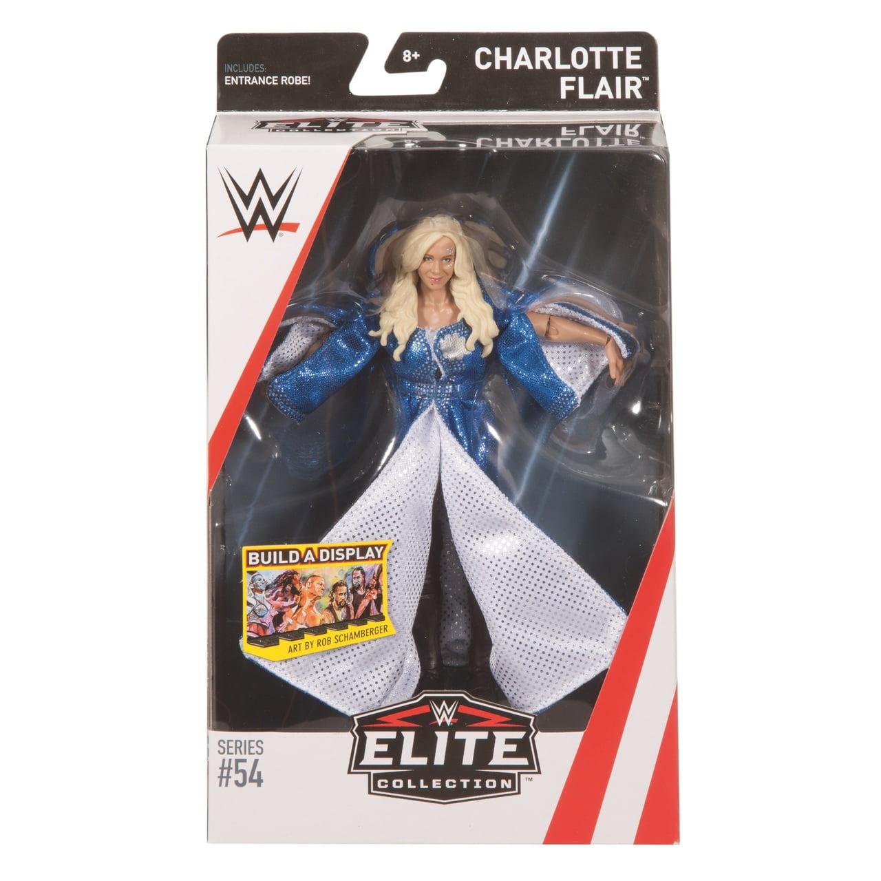 Charlotte Flair WWE Mattel Elite Series 54 Action Figure by Mattel
