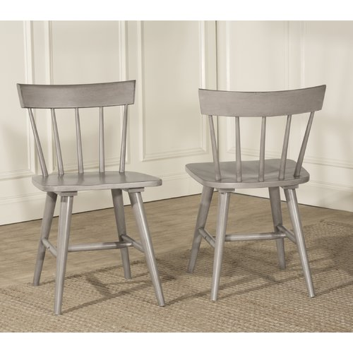 Ivy Bronx Bober Windsor Back Dining Chair (Set Of 2)