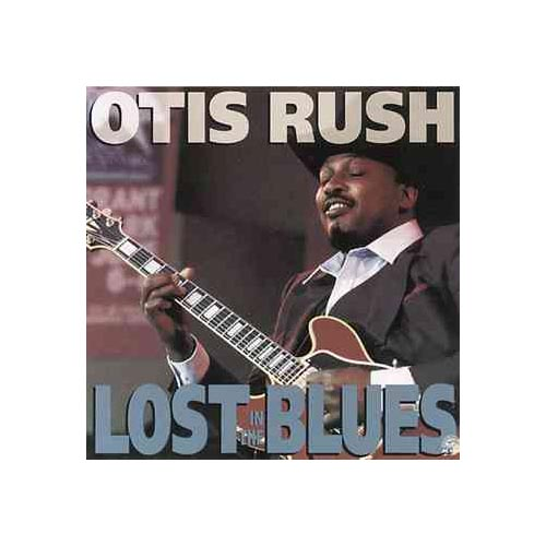 Personnel: Otis Rush (vocals, guitar); Bob Levis (guitar); Lucky Peterson, Allen Batts (piano, organ); Bob Stroger (bass); Jesse Lewis Green (drums).<BR>Recorded at Decibel Studio in Stockholm, Sweden on October 15 & 16, 1977. Includes liner notes by Bruce Iglauer.<BR>In the late 1970's, Otis Rush released this collection of his own favorite blues classics under the title TROUBLES, TROUBLES on the Sonet label. This long out of print release, now retitled LOST IN THE BLUES, has been completely remixed and beautifully repackaged.<BR>For fans of this great blues guitarist (a major influence on Clapton, Hendrix and Stevie Ray Vaughan), this recording is a special treat, because Rush rarely goes into the studio.  The sound is lush and lively, and Rush's silky, stinging lead lines are remarkably sweet and lyrical.