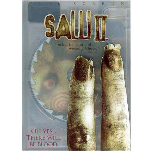 Saw II (With INSTAWATCH) (Full Frame)