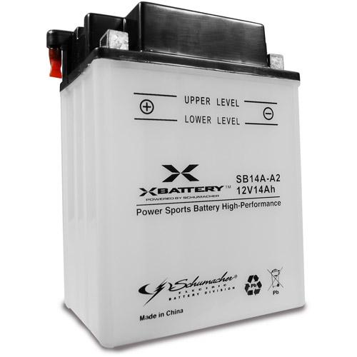 Schumacher Electric 12V 160CCA Battery