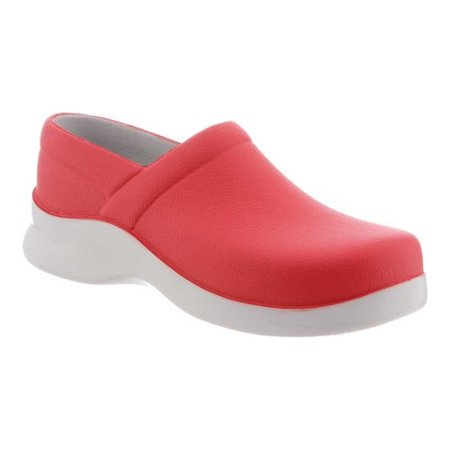 Klogs Boca Closed Back Unisex Comfort Clogs - Made in USA - Papaya