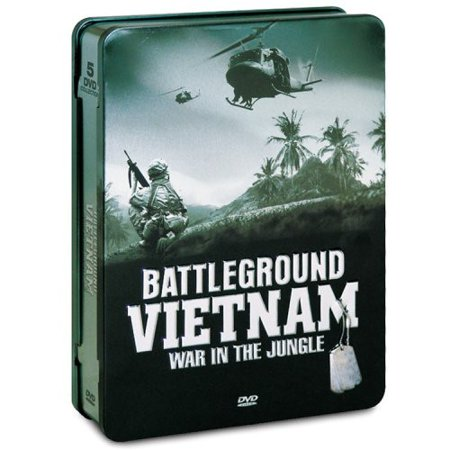 Battleground Vietnam: War in the Jungle (DVD)