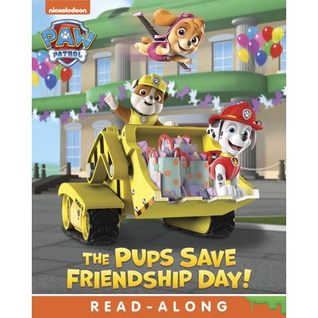 The Pups Save Friendship Day! (PAW Patrol) -