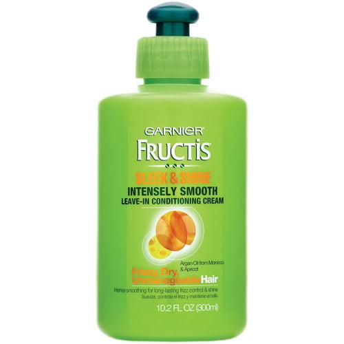 Garnier Fructis Sleek & Shine Intensely Smooth Leave-In Conditioning Cream 10.2 FL OZ
