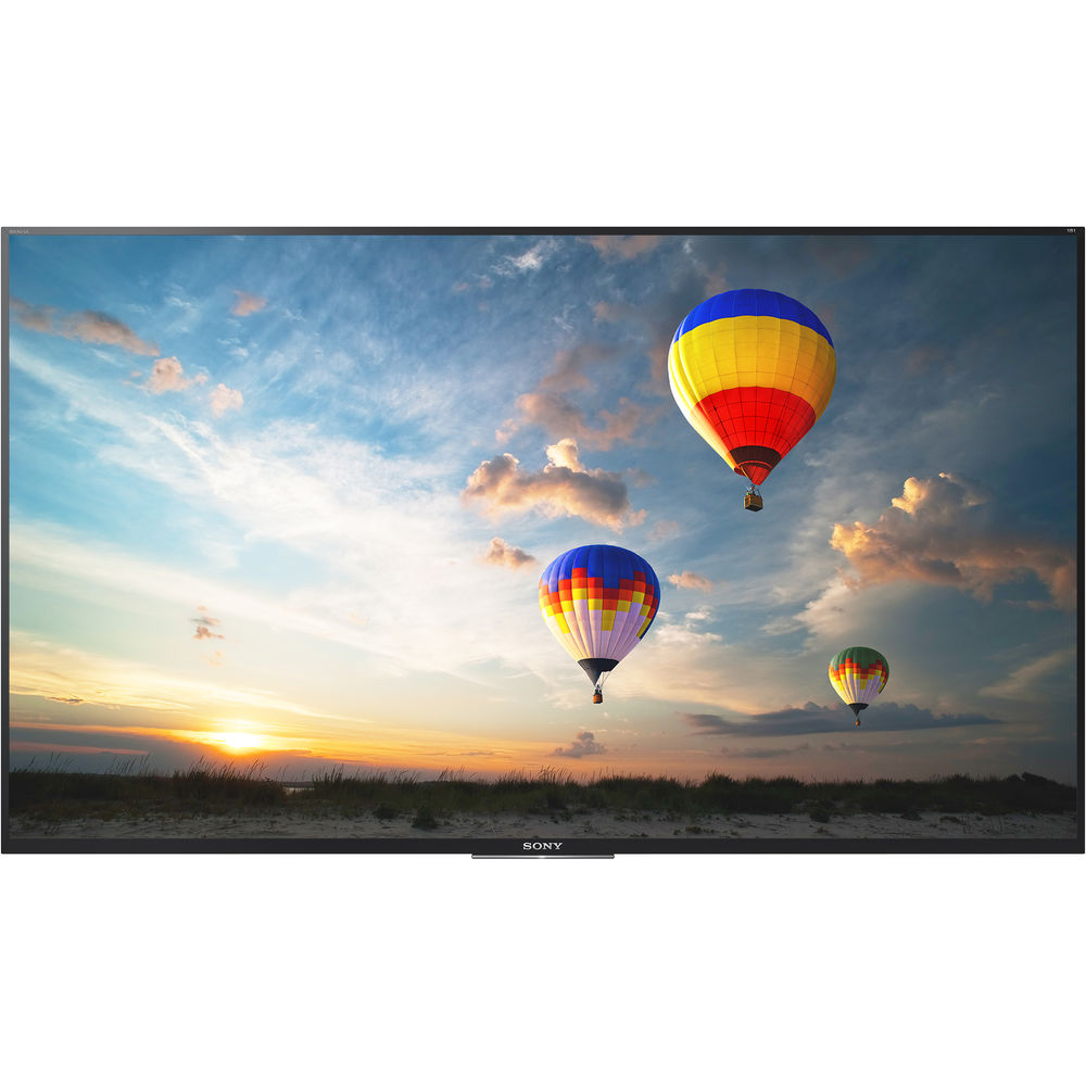 "Sony 43"" Class 4K (2160P) Smart LED TV (XBR43X800E)"