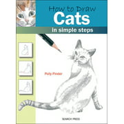 Search Press Books-How To Draw Cats