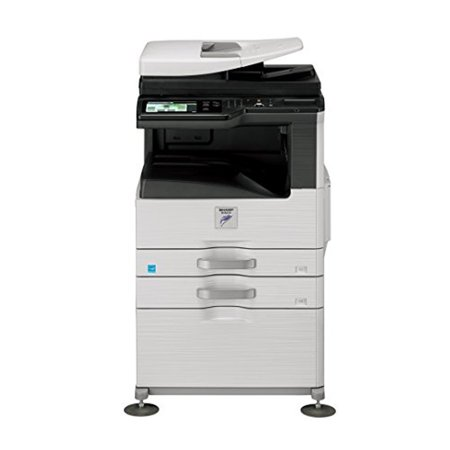 Refurbished Sharp MX-M314N A3 Monochrome Laser Multifunction Copier - 31ppm, Print, Copy, B/W & Color Scan, Auto Duplex, Network, 1200 x 600 dpi, 2 Trays, Cabinet