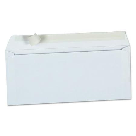 Universal Peel Seal Strip Business Envelope, #9, 3 7/8 x 8 7/8, White, 500/Box -UNV36001