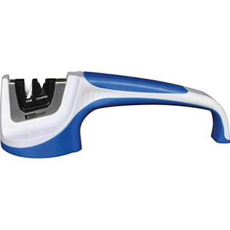 036C Classic Pull-Through Knife Sharpener - White/Blue, N/A By AccuSharp thumbnail