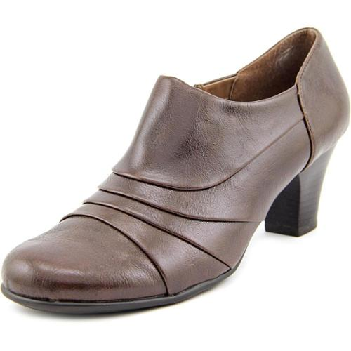 A2 By Aerosoles Chariot Women US 10 Brown Bootie by A2 By Aerosoles