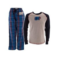 397a690453 Product Image Lazy One Blue Plaid Bear Pajama Set for Women and Men