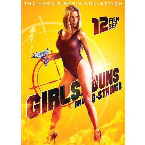 Girls, Guns And G-Strings: The Andy Sidaris Collection (12 Film Set)