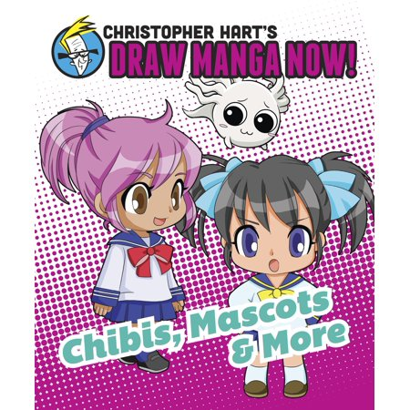 Chibis, Mascots, and More: Christopher Hart's Draw Manga Now!](Halloween Chibi Drawings)