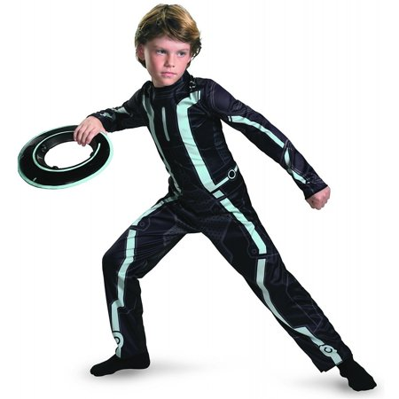 TRON Legacy Classic Disney Child Costume | Disguise 25900](Halloween Disguise Ideas)