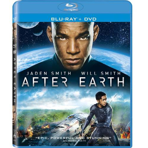 AFTER EARTH (BLU-RAY/DVD COMBO/ULTRAVIOLET/2 DISC/WS 2.40/DD5.1/ENG/1.33)