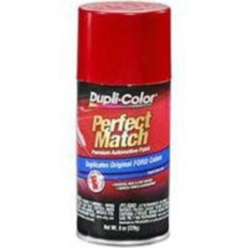 Krylon BFM0379 Red Fire Pearl Metallic Ford Exact-match Automotive Paint 8 Oz. Aerosol