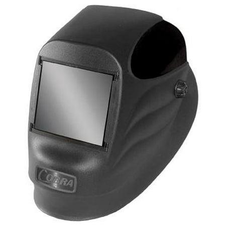 64005111 45P Fixed Front Welding Helmet with 4 1/2