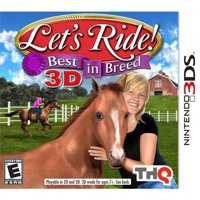 Let's Ride: Best in Breed - Nintendo 3DS