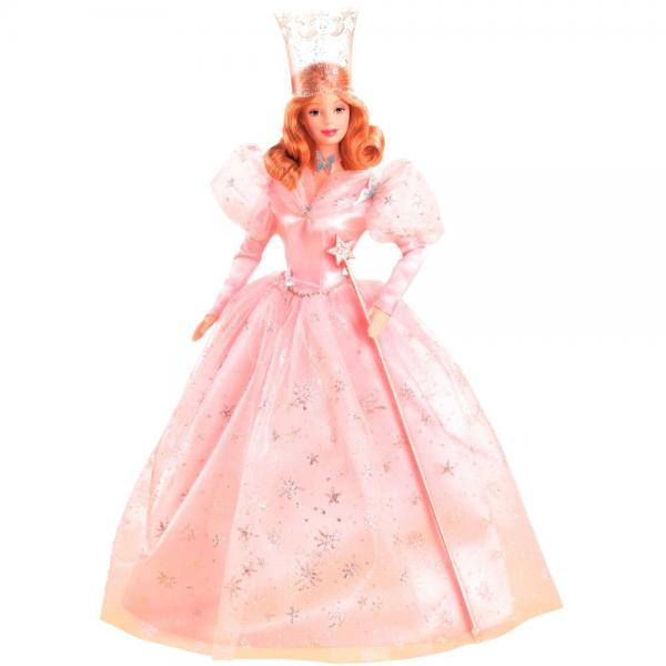 Mattel The Wizard Of Oz Glinda The Good Witch Barbie Doll...