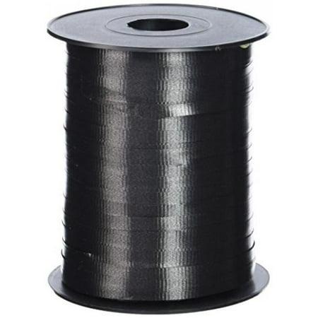 Black Curling Ribbon 500 yds (11 Yds Black Printer Ribbon)