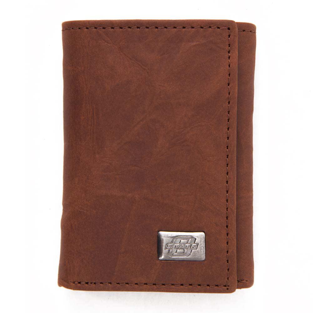 Oklahoma State Tri-Fold Wallet