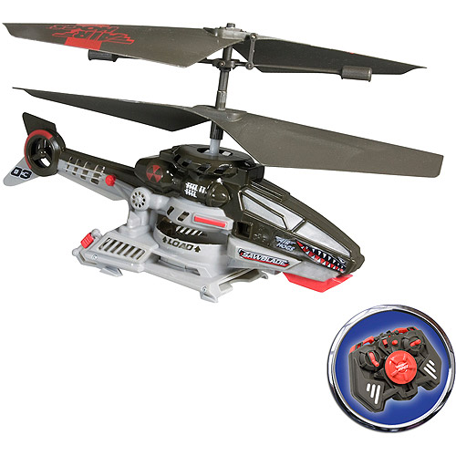 Air Hogs Saw Blade RC Helicopter Red by Generic