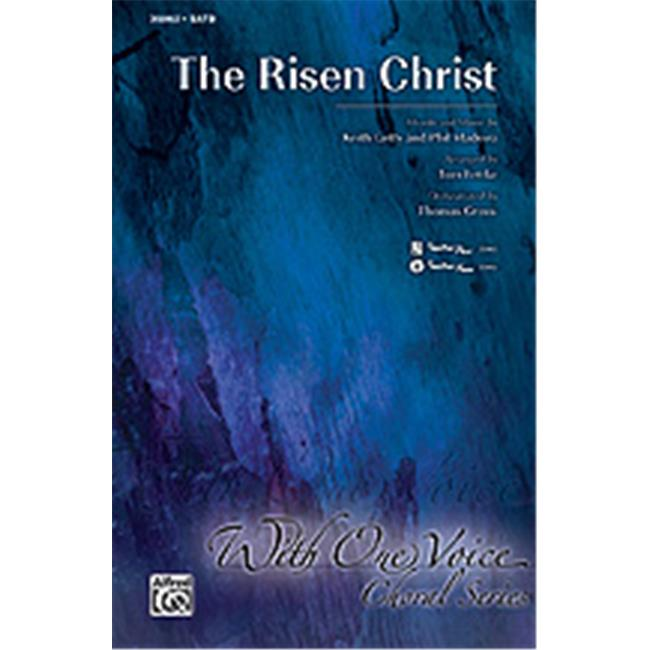 Alfred 00-35064 RISEN CHRIST THE-ITRX CD by Alfred