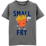 Carters Toddler Boys Small Fry T-Shirt