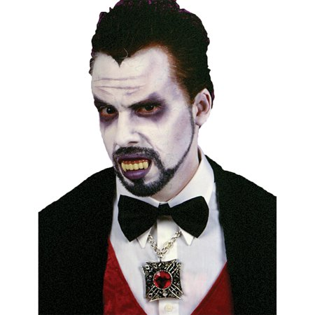 Morris Costumes Mens Vampire Instant Kit Adult Halloween Accessory