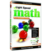 Light Speed Math: Measurement and Graphs by GOLDHIL HOME MEDIA INT L