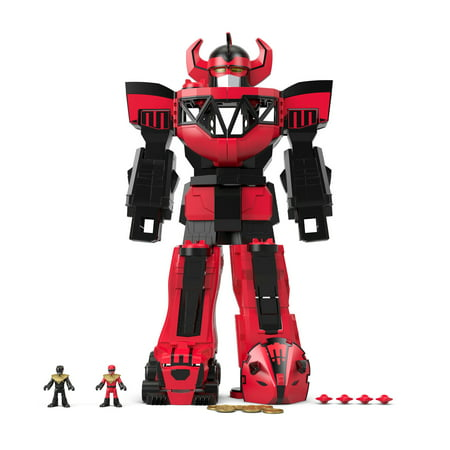 Imaginext Power Rangers Morphin Megazord