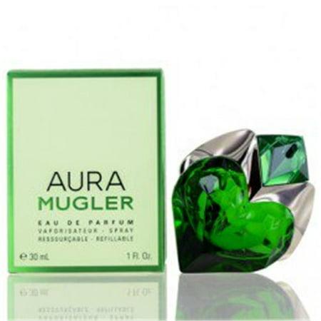 Thierry Mugler AURES1R-A 1 oz Aura EDP Spray Refillable for Women