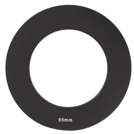 Camera Lens Adapter Ring Aluminum 55mm for Cokin P Series Square Filters