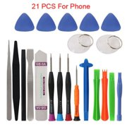 EWAVINC 21 Pieces in 1 Mobile Phone Set Tool Kit Repair Screwdriver for Phone Laptop PC - Universal Tool Set