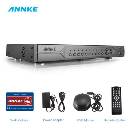 ANNKE 5-in-1 32 Channel 720P HD Motion Detection Digital Video Recorder
