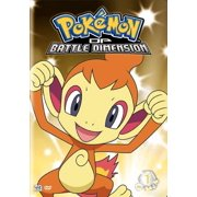 Pokemon (Video): Pokemon DP Battle Dimension V01 (Other) by WARNER HOME ENTERTAINMENT