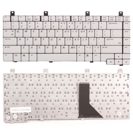 New HP Compaq Laptop Keyboard Replacement for HP Compaq M, V, R, C, and 3 -