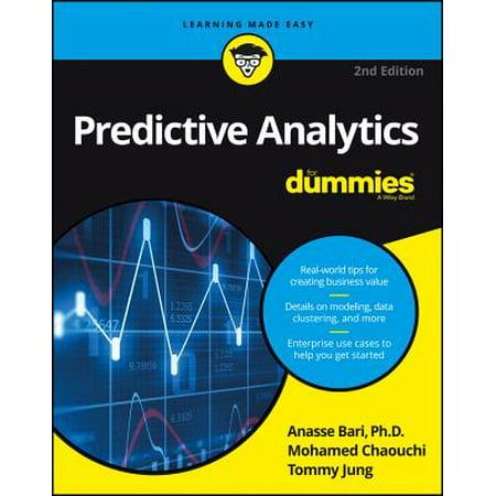 Predictive Analytics for Dummies (Best Predictive Analytics Tools)