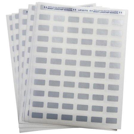 Brady LAT-23-773-2.5 PermaShield Laser Printable Labels