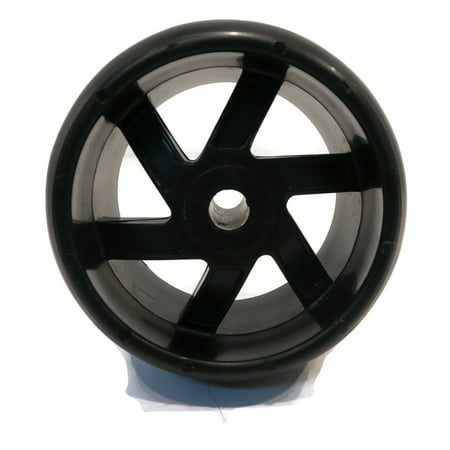 (2) SMOOTH DECK WHEELS for Grasshopper 484225 John Deere AM116299 M84690 Tractor by The ROP Shop ()