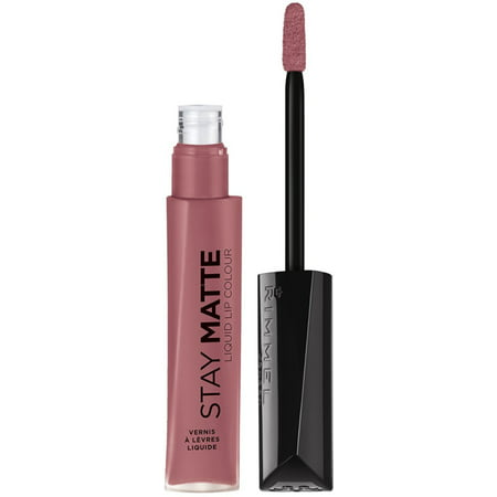 6 Pack - Rimmel Stay Matte Lip Liquid, Pink Bliss 0.21 (Bliss Fat Girl Six Pack Before And After)